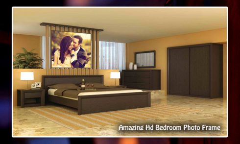 Bedroom Photo Frames free android app - Android Freeware