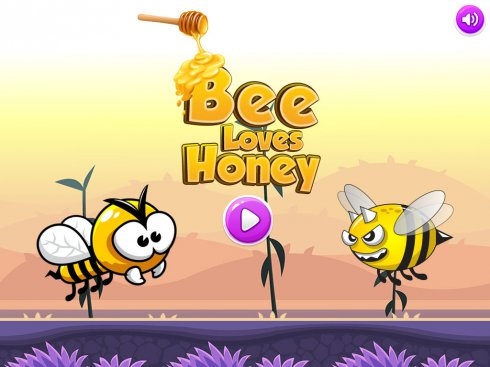 Bee Loves Honey screenshot 1