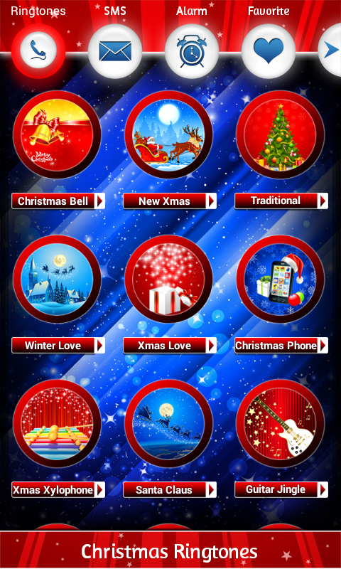 best christmas ringtones free for android - Christmas Ringtones Android