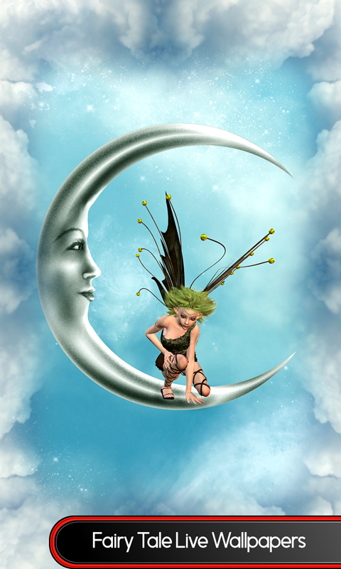 Best fairy tale live wallpapers android app free apk by popular ringtones studio - Fairy wallpaper for android ...