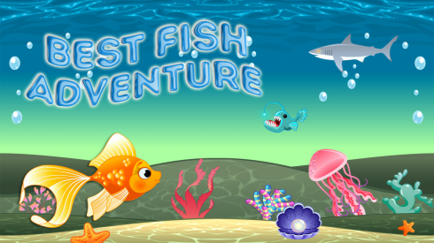 Best fish adventure free apk android app android freeware for Best fishing apps for android