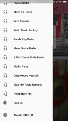 Best Of HOUSE Radio Stations, Full Non Stop Music screenshot 2
