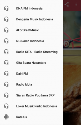 Best Of Indonesian Radio Stations, Full Non Stop Music screenshot 2