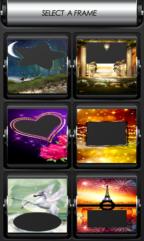 Best Photo Frames free APK android app - Android Freeware