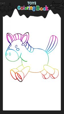 Best Toys Coloring Book screenshot 1