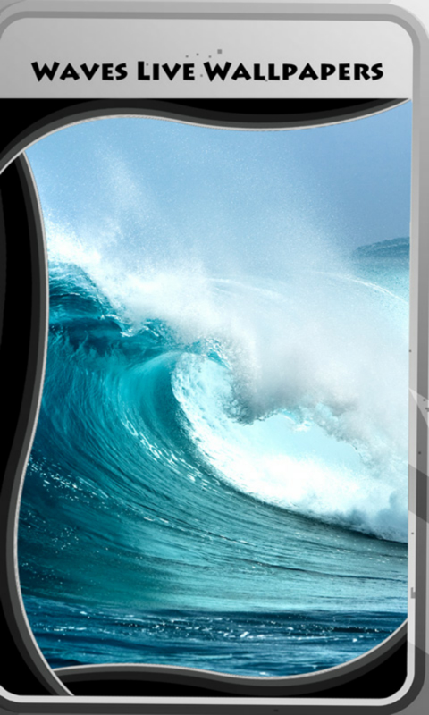 Best Waves Live Wallpapers Android App - Free APK by Radedev