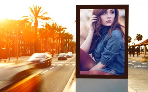 Billboard photo frames Billboard Design frames screenshot 1
