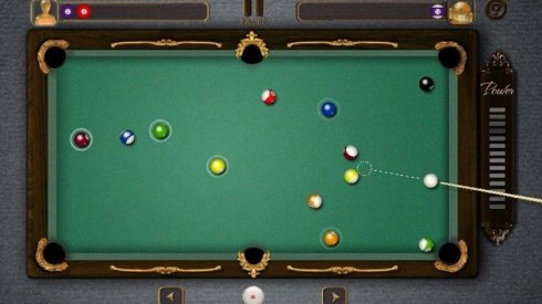 BILLIARDS pool screenshot 1