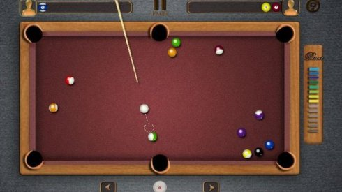 BILLIARDS pool screenshot 2