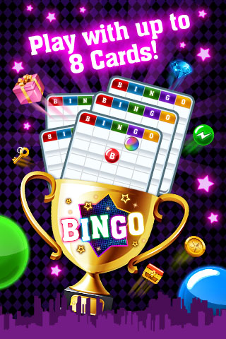 Bingo City Tour screenshot 1