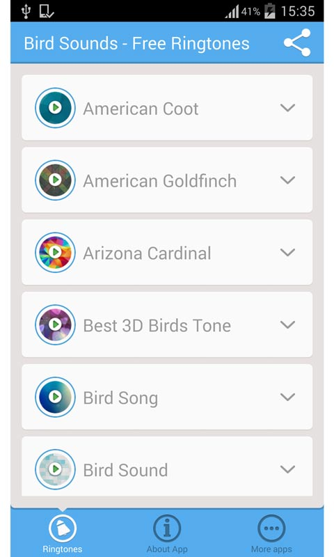 Free Nature Sound App For Android
