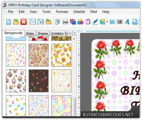 Birthday Greeting Cards Maker free app download - Android Freeware