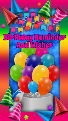 Birthday Reminder And Wisher  screenshot 1