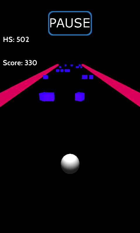 Block Runner Mobile screenshot 1