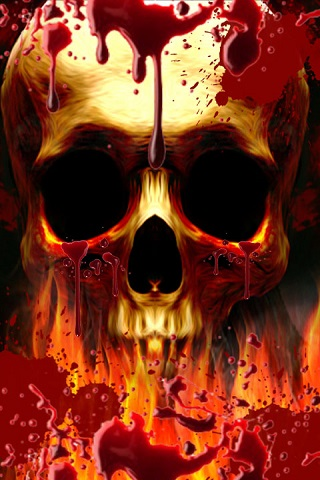 Blood drop skull on fire lwp free apk android app android freeware download blood drop skull on fire voltagebd Choice Image