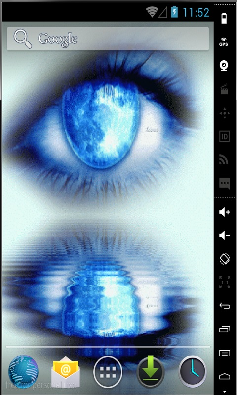 download blue eyes for android