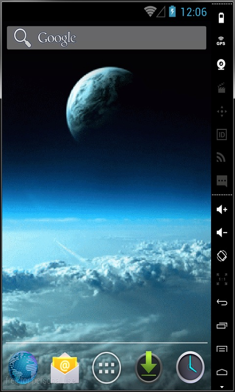 Blue Planet Live Wallpaper Android App - Free APK by ...