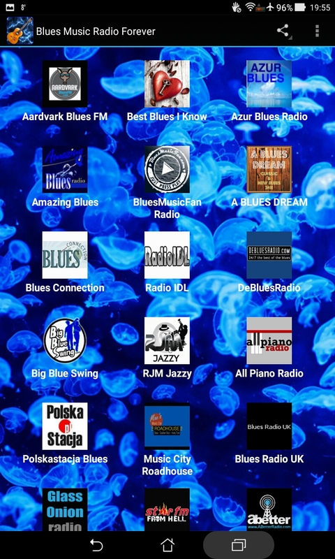 Blues Music Radio Forever Android App APK by Anteos - photo#11