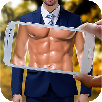 Body Scanner Camera - New Cloth Scanner Prank App icon