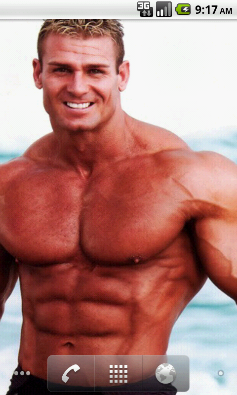 Bodybuilding Picture Gallery free app download - Android