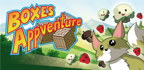Boxes Appventure screenshot 1