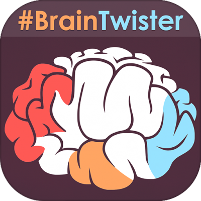 Image of  Brain Twister - Smart and Logical Skill Puzzles