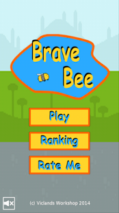 Brave Bee screenshot 1