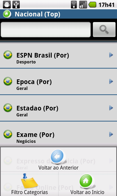 Brazil NeWs 4 All Free screenshot 2