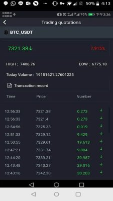 BTCBank screenshot 2