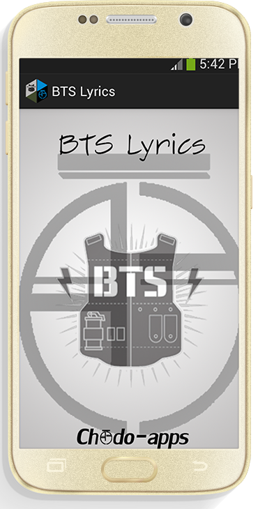 BTS - Lyrics for Android - Download