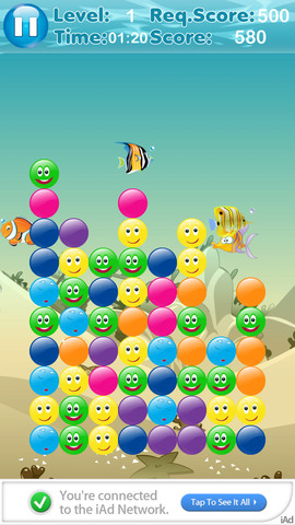 bubble breaker freeware