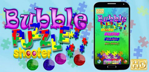 Bubble Puzzle Shooter screenshot 1