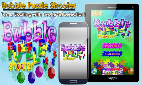 Bubble Puzzle Shooter screenshot 2