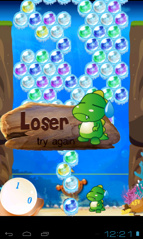Download Bubble Shooter 2013 free for your Android phone