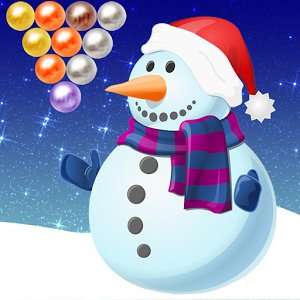 Image of Bubble Shooter Christmas 2015