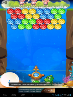 bubble shooter download freeware