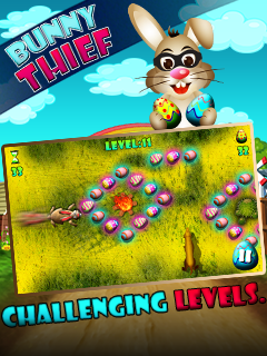 Bunny Thief screenshot 2