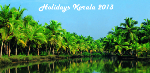 download calender holidays kerala 2013