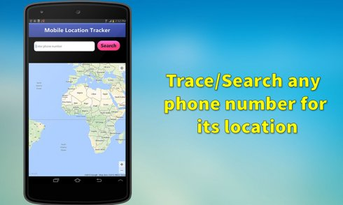 caller location trace number free apk android app. Black Bedroom Furniture Sets. Home Design Ideas