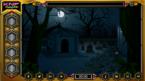Can You Escape From Cemetery screenshot 2