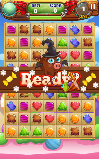 Candy Mania 2017 screenshot 1