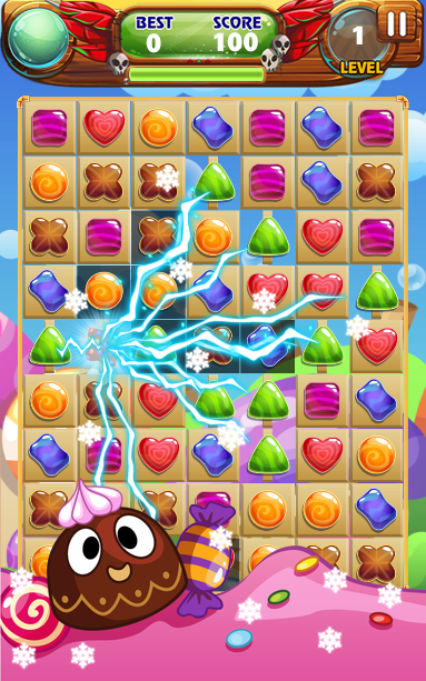 Candy Mania 2017 screenshot 2