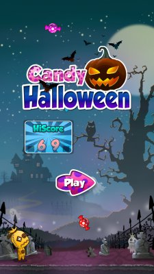 Candyhalloween screenshot 1