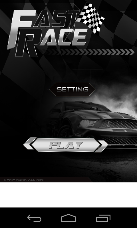 Car Racing Lite screenshot 1