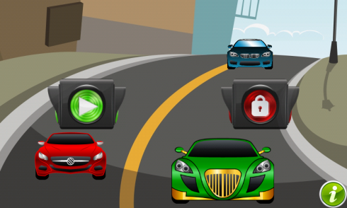free cars games for toddlers