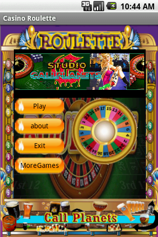 casino roulette online  android