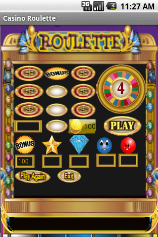 casino online roulette  android