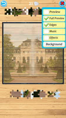 Castle Jigsaw Puzzle screenshot 2