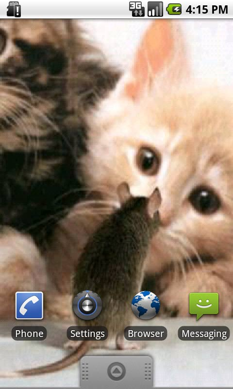 Download Cat And Mouse Live Wallpaper
