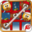 Download Cat Dog Toe Christmas - Tic Tac Toe Xmas Game for Android phone